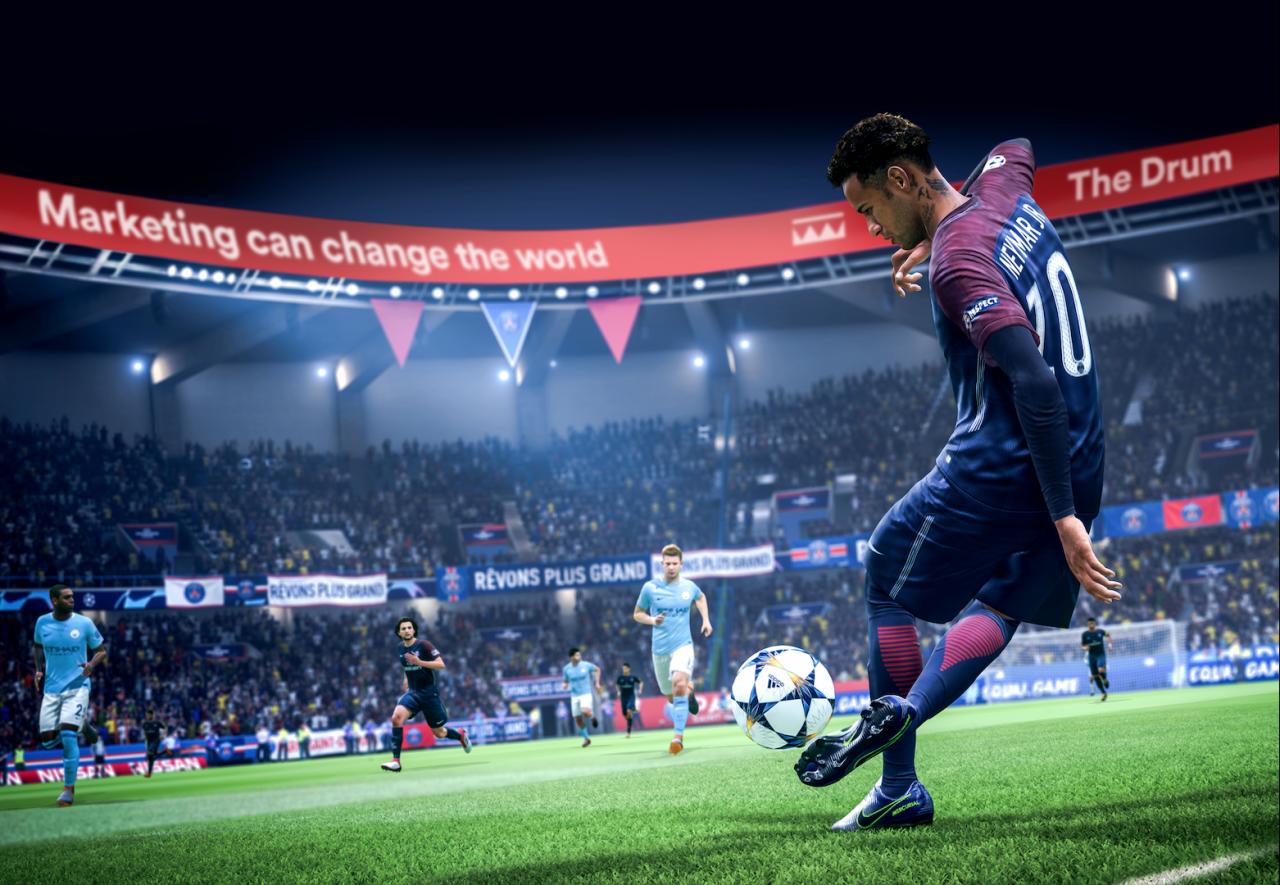 Soccer Game Development